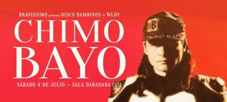 Chimo Bayo por Triplevdoble