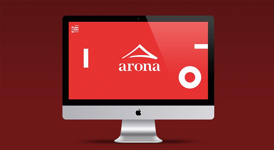 Inmobiliaria Arona por Triplevdoble
