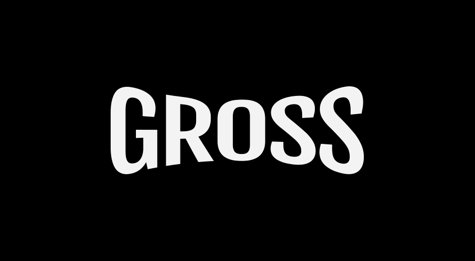 Gross Beer Rebranding por Triplevdoble