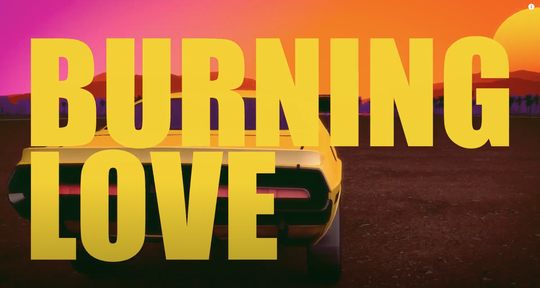 Alex Del Toro - Burning Love